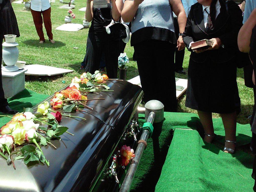 Administração funerária